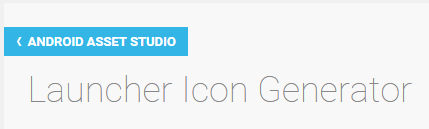 Launcher-Icon-Generator